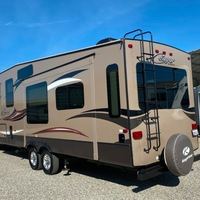 2016 KEYSTONE 5TH WHEEL COUGAR 288RLS, 1