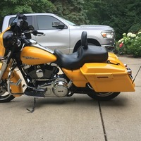 2013 Harley Davidson Street Glide, 1