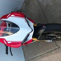 2017 Ducati 1299 S Anniversario, 2