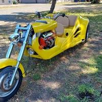 2021 Custom Trike V8 Trike, 8