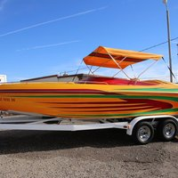 2006 Cheetah Boats Stiletto 24, 21