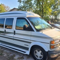 1997 Chevrolet Chevy Van Conversion Van, 1