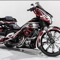 2011 Harley-Davidson FLHX Street Glide, 0