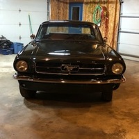 1965 Ford Mustang, 2