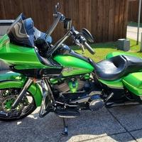 2017 Harley Davidson Road Glide Custom, 19