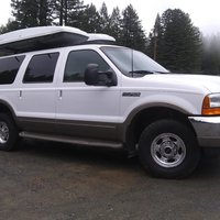2000 Ford Excursion, 0