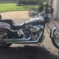 2003 Harley-Davidson Softail Deuce, 2