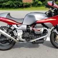 2002 Moto Guzzi V11 LeMans, 1