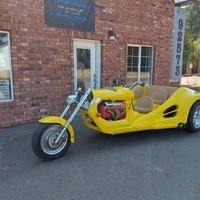 2021 Custom Trike V8 Trike, 5