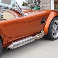 2020 Backdraft Shelby Cobra 1965 Replica Roadster, 11