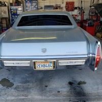 1972 Cadillac Fleetwood Sixty Six Special Brougham, 8
