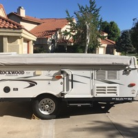 2015 Forest River Rockwood Freedom 1950, 1