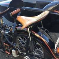 1939 Indian Motorcycle Chief, 1