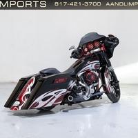2011 Harley-Davidson FLHX Street Glide, 3