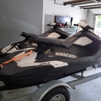 2017 seadoo SPARK3UP900HO/1BRCONV, 2